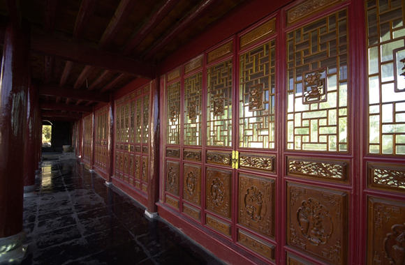 View of Eastwing Doors